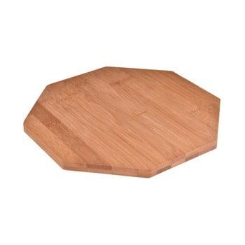 Tavă din bambus pentru servit Bambum Poly Rotating Plate de la Bambum