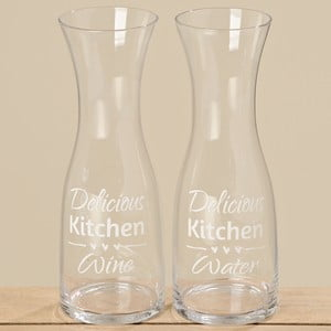 Set 2 carafe Boltze Tasty