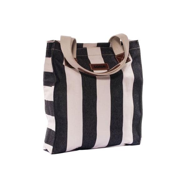 Plátěná taška Anna Bag, černá
