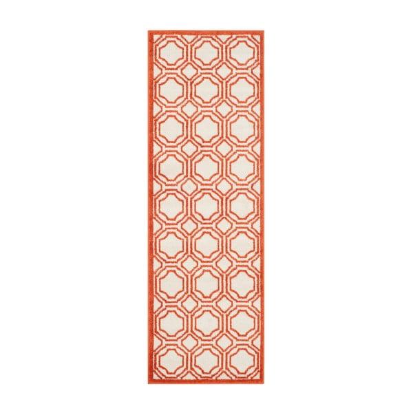 Koberec vhodný i na venkovní použití Safavieh Ferrat, 213 x 68 cm