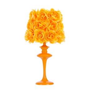 Stolní lampa Bloom, žlutá