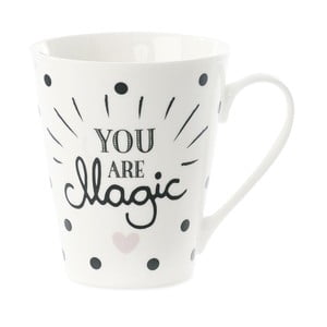Porcelánový hrnek Miss Étoile Coffee You Are Magic, 300 ml