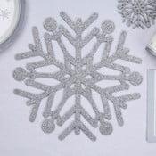 Sada 4 prostírání Neviti Snowflake