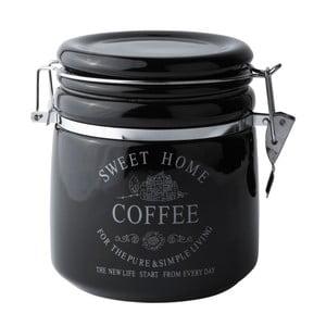 Zavírací keramická dóza Sweet Home Coffee