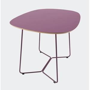Stůl Maple menší, fialový