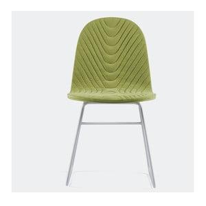 Židle Mannequin Metal, zelená
