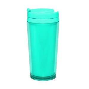 Lahev na teplé nápoje Zak 450 ml, modrá