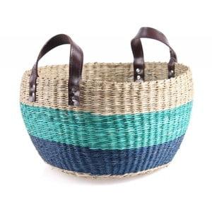 Úložný košík z mořské trávy Slowdeco France