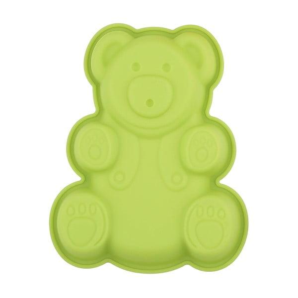 Medvědí forma, zelená