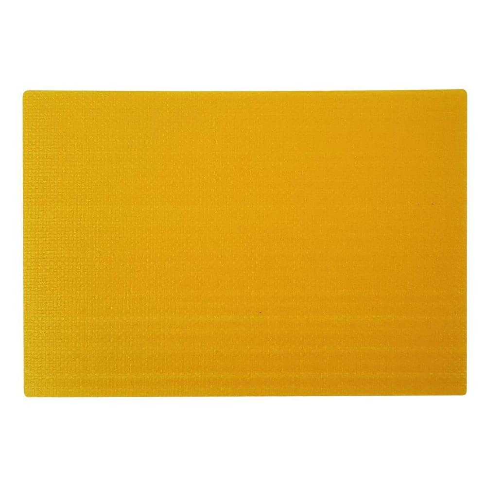 Žluté prostírání Saleen Coolorista, 45 x 32,5 cm