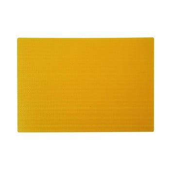 Suport veselă Saleen Coolorista, 45x32,5cm, galben
