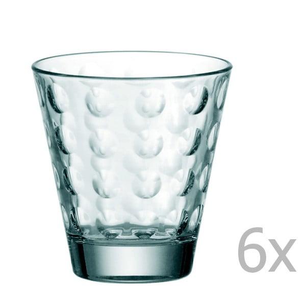 Sada 6 sklenic na whisky LEONARDO Ciao, 215 ml