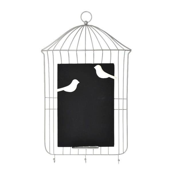 Tabule s věšákem Cage