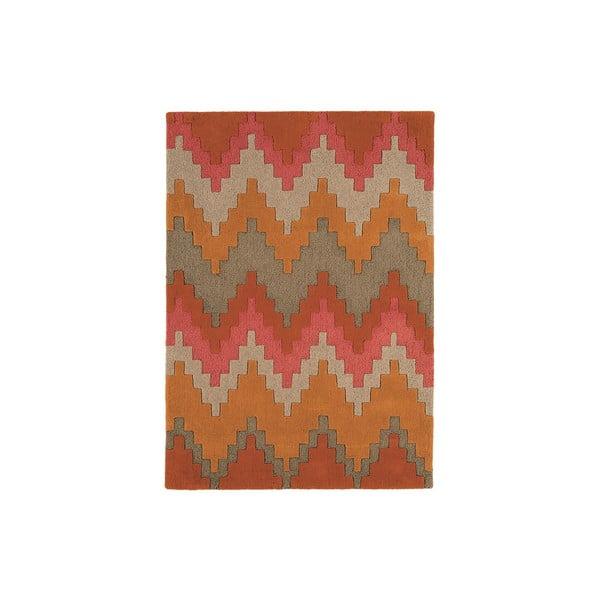Vlněný koberec Cuzzo Sienna 120x170 cm