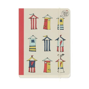 Caiet A6 GO Stationery Gallery Thea de la GO Stationery