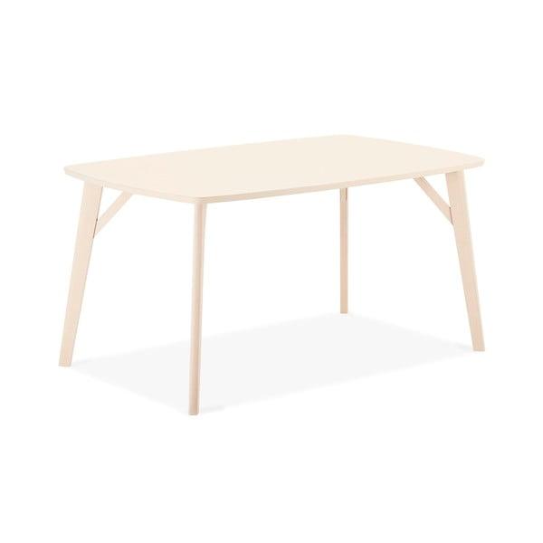 Stół z drewna bukowego Furnhouse Penang, 150x90 cm