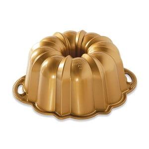 Forma na bábovku ve zlaté barvě Nordic Ware Anniversary, 2,8 l