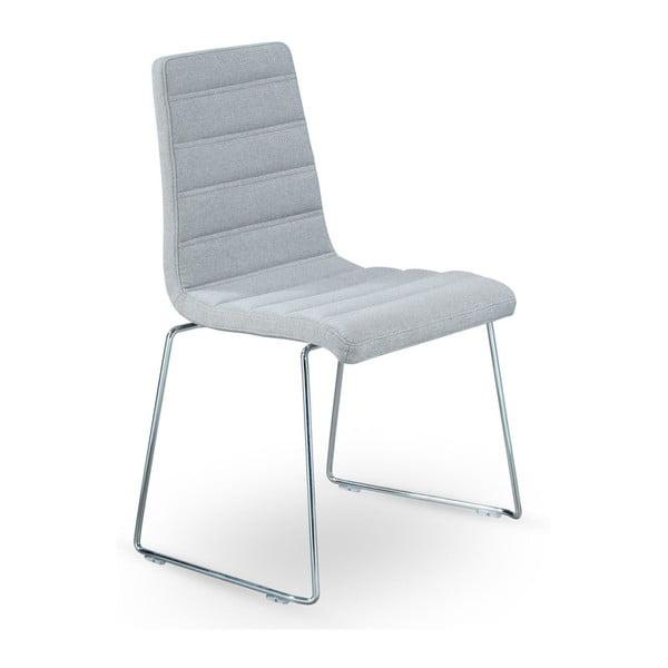 Sada 2 světle šedých židlí Garageeight Ljungs