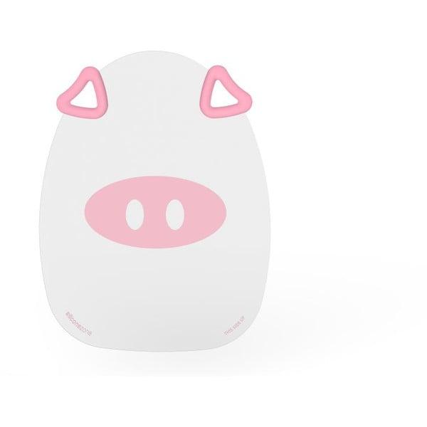 Krájecí prkénko Pink Pig