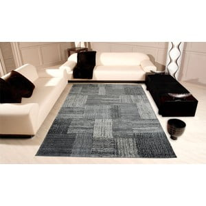 Covor Webtappeti Specter Greys, 120 x 170 cm