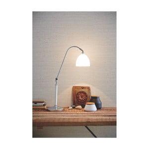 Bílá stolní lampa Herstal Spirit