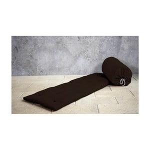 Futon/postel pro návštěvy Karup Bed In a Bag Brown