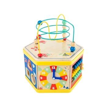 Jucărie motrică din lemn pentru copii Legler Move It! de la Legler