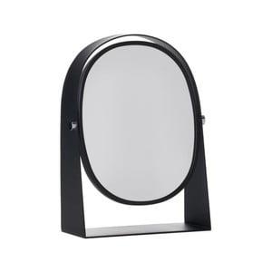 Černé stolní kosmetické zrcátko Zone Parro