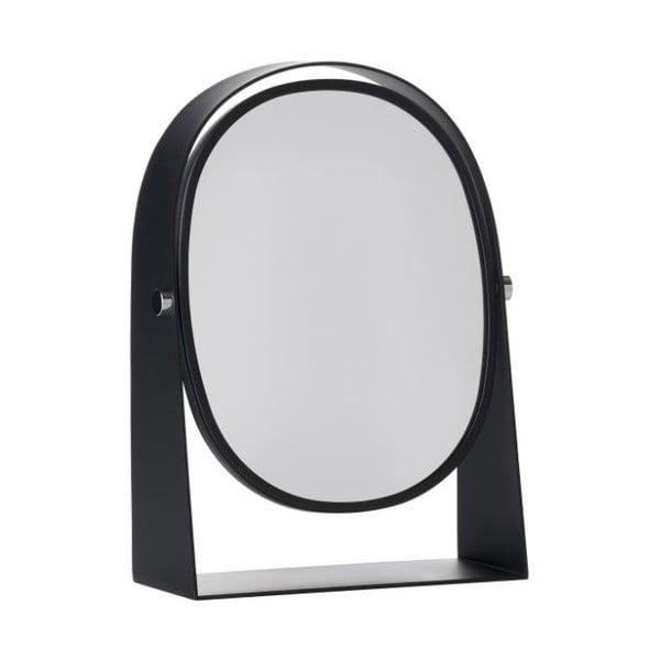Oglindă pentru masa de toaletă Zone Parro, negru