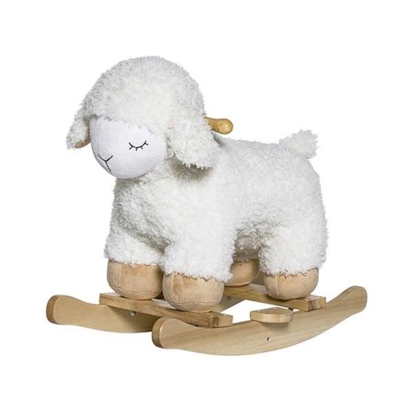 Balansoar din lemn de fag pentru copii Bloomingville Rocking Toy