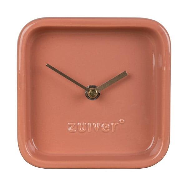 Cute rózsaszín asztali óra - Zuiver