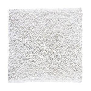 Bílá koupelnová předložka Aquanova Nevada, 60x 60cm