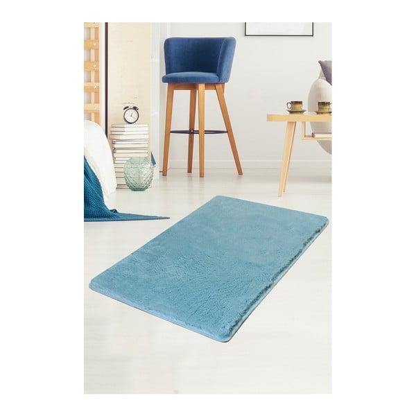 Jasnoniebieski dywan Milano, 140x80 cm