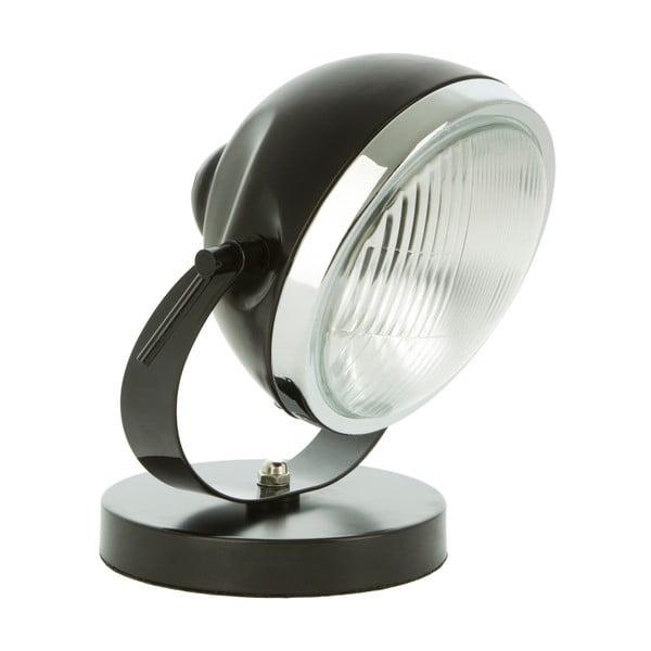 Stolní lampa Moto, černá