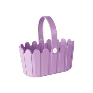 Květináč Landhaus Basket Light Violet