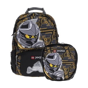 Školní batoh s taštičkou LEGO® Ninjago Cole Freshmen