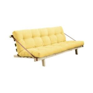 Variabilní pohovka Karup Design Jump Natural Clear/Yellow