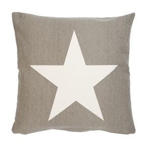 Față de pernă Clayre & Eef One Star, 50 x 50 cm