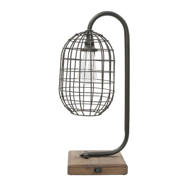 Stolní LED lampa Mauro Ferretti Cages, 50 cm
