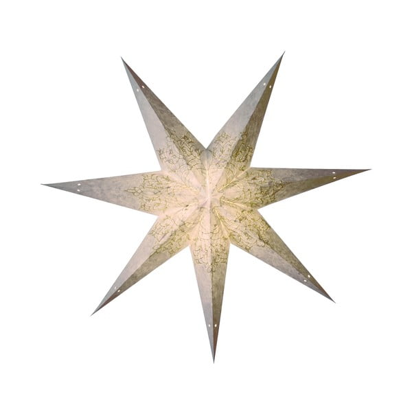 Dekorativní vánoční hvězda Norah White