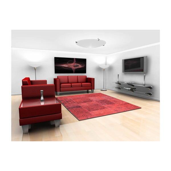 Koberec Kaldirim Red, 120x180 cm