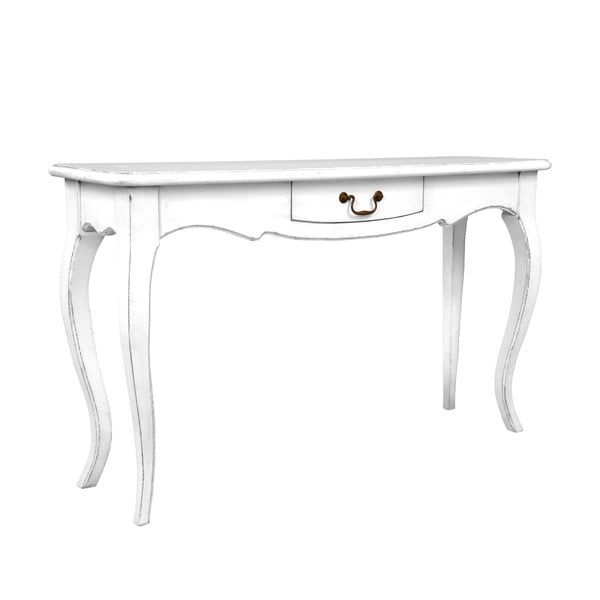 Konzolový stolek Antique White
