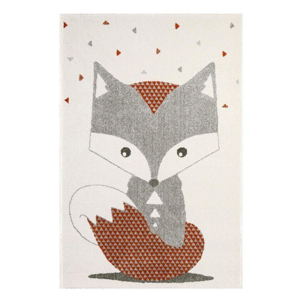 Koberec Art For Kids Fox, 135 x 190 cm