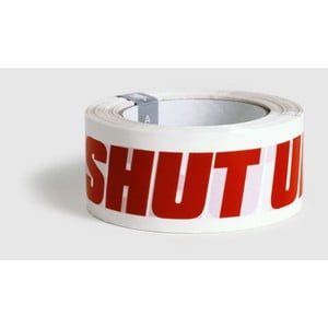 Páska Shut up