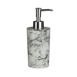 Dávkovač na mýdlo s motivem mramoru Premier Housewares Rome,275ml