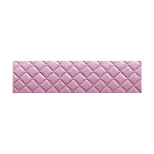 Postel Karup Eagle Black/Pink, 140x200 cm