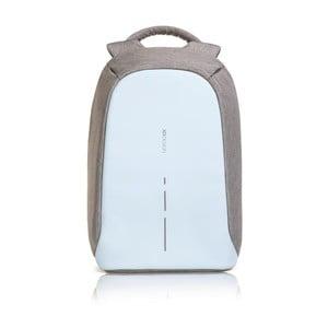 Světle modrý bezpečnostní batoh XD Design Bobby Compact