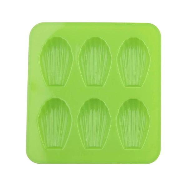 Forma na pečení, zelená