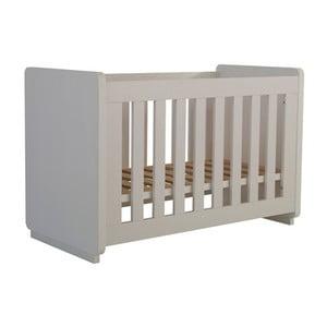 Pătuț pentru bebeluși Núvol Edurne, 60 x 120 cm, alb