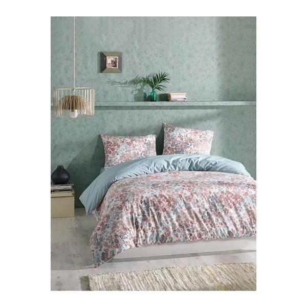 Lenjerie de pat cu cearșaf Melis, 200 x 220 cm